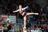 Auftritt der Cheerleader in der Jako-Arena